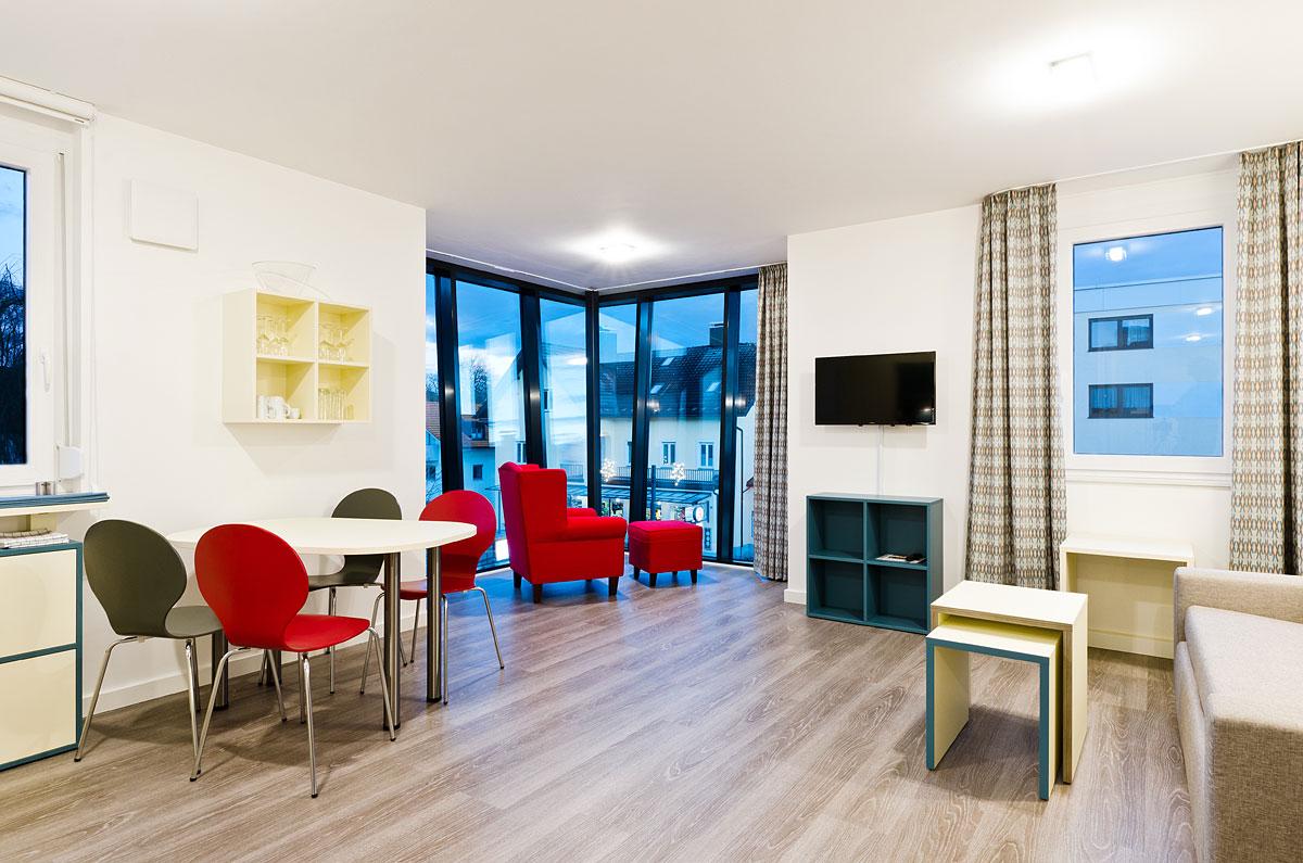 Apartment Premium Wohnzimmer