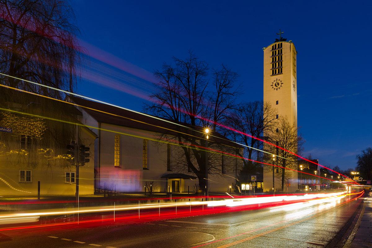 Penzberg Christkönig-Kirche