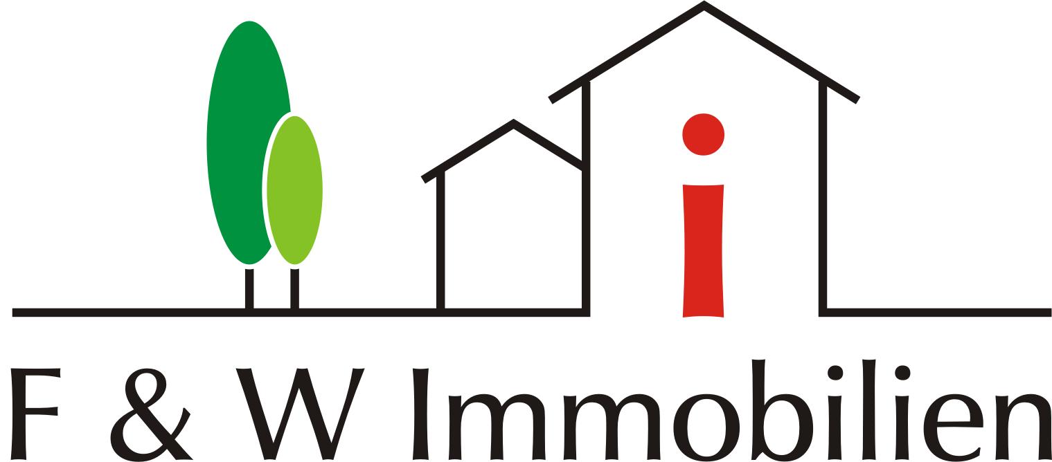 Logo F & W Immobilien